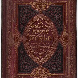 Walter Woodbury - Treasure spots of the world: a selection of the chief beauties and wonders of nature and art, containing twenty-eight splendid photographs, 1875
