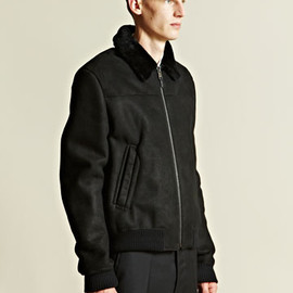 Jil Sander - Jil Sander Men's Volo Flight Jacket