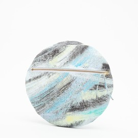 Ann-Ya - PAINTERLY SPHERE CLUTCH