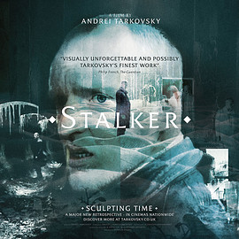 Andrei Tarkovsky - STALKER【SCULPTING TIME: UK】