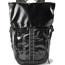 Patagonia - Black Hole™ 32L Water-Repellent Twill Backpack