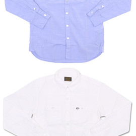 NEIGHBORHOOD - CLASSIC WHITE/C-SHIRT.LS