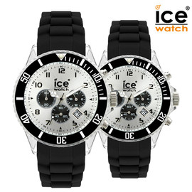 Ice-Watch - chrono silver