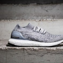 adidas - Ultra Boost Uncaged in Grey