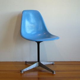 Herman Miller - Eames Shell Side Chair Contract Base