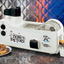 Nostalgia Electrics - Mini Doughnut Maker