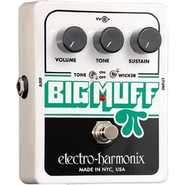 Electro Harmonix - Big Muff with Tone Wicker