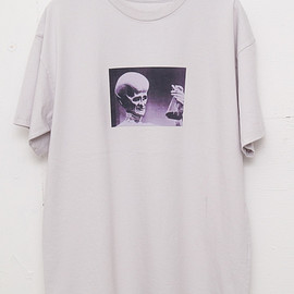 NADA. - Martian-man tee / L.gray