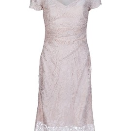 EMILIO PUCCI - floral lace dress