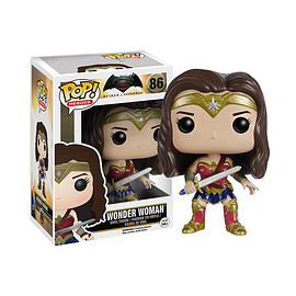 FUNKO - POP! - DC Series: Batman v Superman Dawn of Justice -  Wonder Woman