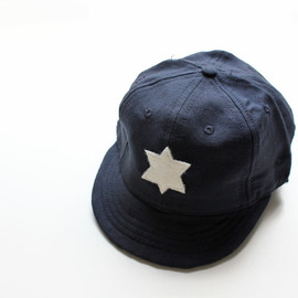 COOPERSTOWN BALL CAP - リネンBBキャップ