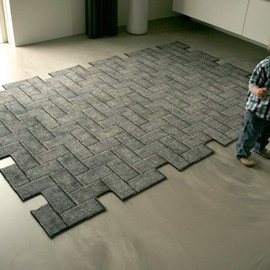 YLdesign - Soft Stone rug