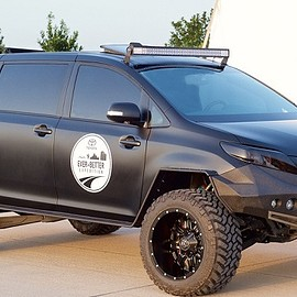 TOYOTA (Ever-Better Expedition) - Ultimate Utility Vehicle