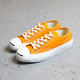 CONVERSE ADDICT - Jack Purcell Canvas  Orange