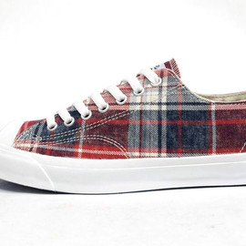 CONVERSE - JACK PURCELL FADED-CHECK