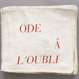 louise bourgeois - Ode à l'oubli