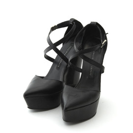 THEYSKEN'S THEORY - Hi Heel Wedge Pumps