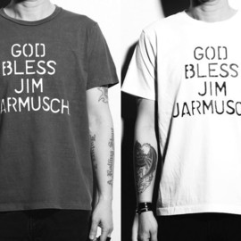 WRIGHT - GOD BLESS JIM JARMUSCH_Tee