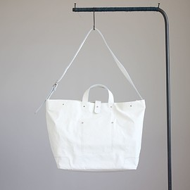 i ro se - Blank Canvas TOTE BAG #white