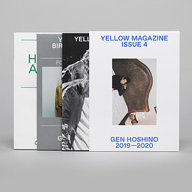 星野源 - Yellow Magazine 2019-2020