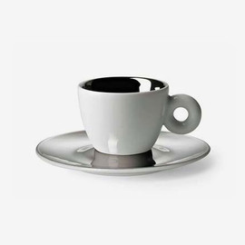 ANISH KAPOOR for ILLY COFFEE -  a set of espresso coffee cups