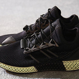 Y-3, adidas - Y-3 Futurecraft 4D - Black/Light Green/Black?