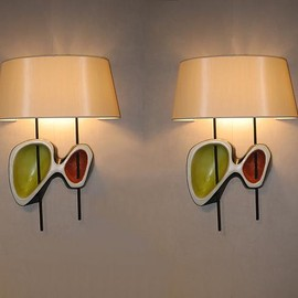 Georges Jouve - Wall Lights