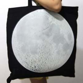 7 Little Moments - Moon Super Big Tote Bag