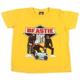 CHASER BEASTIE BOYS SOLID GOLD T-shirt