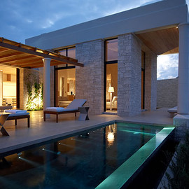 Amanzoe - Aman Hotel in Greece (for a Summer week-end with Arrow)