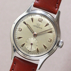 LEMANIA - Wrist Watch 1950'S