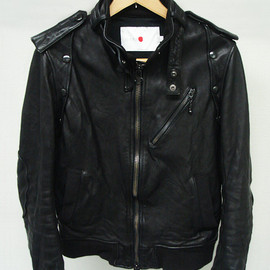 marka - Leather Riders Jacket