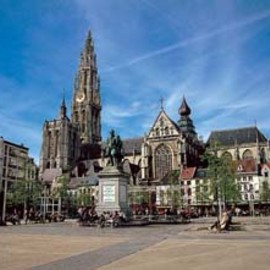 Antwerpe - Kingdom of Belgium