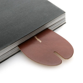 Maison Martin Margiela - Tabi Leather Bookmark