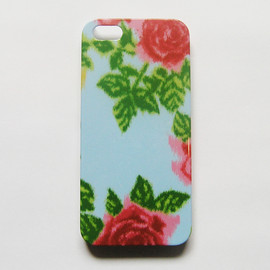 SINDEE - Splashed Rose/iPhone 5/5S CASE