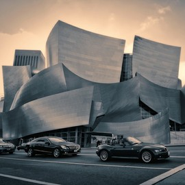 LA - LA PHIL - Walt Disney Concert Hall, LA