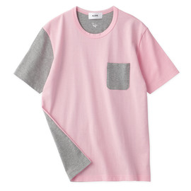 Aloye - Iconic Girls #7 / Short-Sleeve Pocket T-Shirt