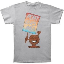 MGMT - Fuzzy Love T-shirt