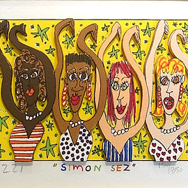 JAMES RIZZI - SIMON SEZ