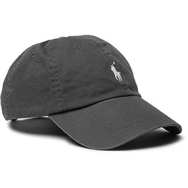 Polo Ralph Lauren - Cotton-Twill Baseball Cap