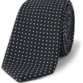 Alexander Olch - Dotted Cotton Tie