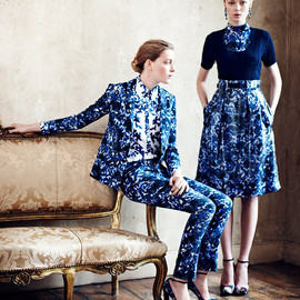Erdem - Resort 2013 Look3
