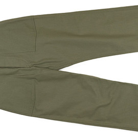 The FRANKLIN TAILORED - Cotton Herringbone Military Pants