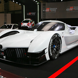 TOYOTA - 1億円超えの1000馬力スーパーカー | GAZOO Racing GR Supersport Concept