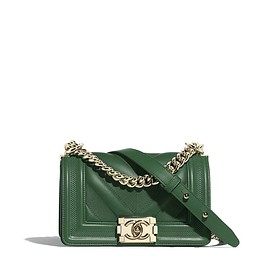CHANEL - Small BOY CHANEL Handbag