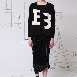 Band Of Outsiders - FALL 2014 READY-TO-WEAR