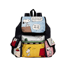 LeSportsac, PEANUTS - PEANUTS COLLECTION×LeSportsac BACK PACK