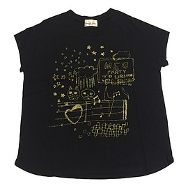 Carolina Glaser, MEG - PARTY POP Tシャツ