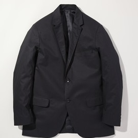 S/Double - Tailored Suit (Set-Up) - Black
