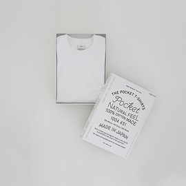 THE - THE POCKET T-SHIRTS